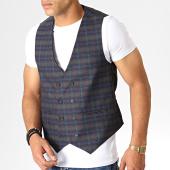 /achat-cardigans-gilets/mackten-gilet-a-carreaux-28044-bleu-marine-185812.html