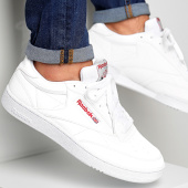 /achat-baskets-basses/reebok-baskets-club-c-85-dv7240-white-skull-grey-red-black-185815.html