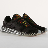 /achat-baskets-basses/adidas-baskets-deerupt-runner-ee5674-core-black-sesame-solar-red-185837.html