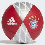 /achat-accessoires-de-mode/adidas-ballon-fc-bayern-dy2526-rouge-argente-185945.html