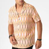 /achat-chemises-manches-courtes/classic-series-chemise-manches-courtes-1457-saumon-185854.html