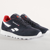 /achat-baskets-basses/reebok-baskets-classic-leather-mu-dv7113-heritage-navy-rebel-red-white-185957.html