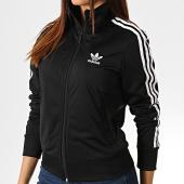 /achat-vestes/adidas-veste-de-sport-femme-avec-bandes-firebird-ed7515-noir-186090.html