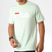 /achat-t-shirts/fila-tee-shirt-classic-pure-ss-681093-vert-menthe-186127.html