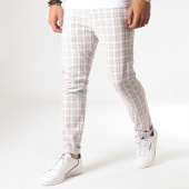 /achat-pantalons-carreaux/mtx-pantalon-a-carreaux-213-rose-clair-185978.html