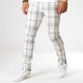 /achat-pantalons-carreaux/mtx-pantalon-a-carreaux-209-blanc-185994.html