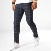 /achat-pantalons-carreaux/mtx-pantalon-a-carreaux-1019-bleu-marine-186046.html