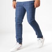 /achat-pantalons-carreaux/mtx-pantalon-a-carreaux-220-bleu-marine-186054.html