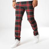 /achat-pantalons-carreaux/mtx-pantalon-a-carreaux-223-rouge-noir-186055.html