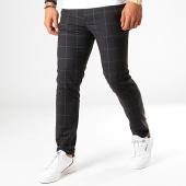 /achat-pantalons-carreaux/mtx-pantalon-a-carreaux-229-noir-186072.html