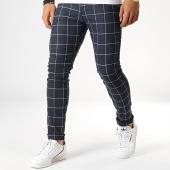 /achat-pantalons-carreaux/mtx-pantalon-a-carreaux-1016-bleu-marine-186077.html
