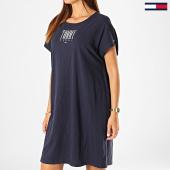 /achat-robes/tommy-hilfiger-jeans-robe-femme-graphic-seam-detail-6792-bleu-marine-186109.html