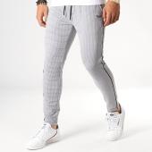 /achat-pantalons-carreaux/project-x-pantalon-a-carreaux-avec-bandes-1940025-gris-186111.html