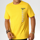 /achat-t-shirts/reebok-tee-shirt-classic-vector-eb3609-jaune-186064.html