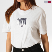 /achat-t-shirts/tommy-hilfiger-jeans-tee-shirt-femme-embroidery-graphic-6721-gris-clair-chine-186105.html