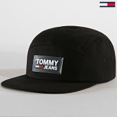 /achat-snapbacks/tommy-hilfiger-casquette-snapback-5-panel-4911-noir-186142.html
