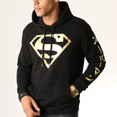 /achat-sweats-capuche/superman-sweat-capuche-superman-japan-noir-dore-186192.html