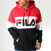 /achat-sweats-capuche/fila-sweat-capuche-night-blocked-687001-rouge-blanc-noir-186231.html