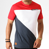 /achat-t-shirts/geographical-norway-tee-shirt-jriche-gris-anthracite-chine-blanc-rouge-186228.html