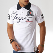/achat-polos-manches-courtes/geographical-norway-polo-manches-courtes-kallian-blanc-gris-chine-bleu-marine-186253.html