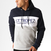 /achat-sweats-capuche/geographical-norway-sweat-capuche-firrens-bleu-marine-blanc-gris-chine-186274.html