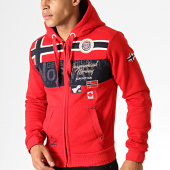 /achat-sweats-zippes-capuche/geographical-norway-sweat-zippe-capuche-garadock-rouge-186282.html