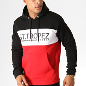 /achat-sweats-capuche/geographical-norway-sweat-capuche-firrens-noir-rouge-186283.html