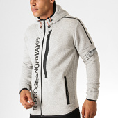 /achat-sweats-zippes-capuche/geographical-norway-veste-zippee-capuche-freestyle-gris-chine-186286.html