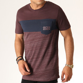 /achat-t-shirts/jack-and-jones-tee-shirt-poche-scoop-marron-chine-186180.html