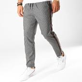 /achat-pantalons-carreaux/teddy-smith-pantalon-carreaux-avec-bandes-pywan-gris-noir-bordeaux-186201.html