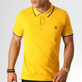 /achat-polos-manches-courtes/selected-polo-manches-courtes-new-season-jaune-186221.html