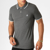 /achat-polos-manches-courtes/selected-polo-manches-courtes-new-season-gris-anthracite-chine-186222.html
