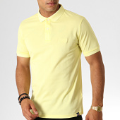 /achat-polos-manches-courtes/superdry-polo-manches-courtes-classic-micro-pique-m11201su-jaune-186163.html