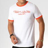 /achat-t-shirts/teddy-smith-tee-shirt-ticlass-3-gris-chine-orange-186198.html