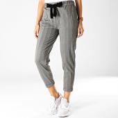 /achat-pantalons-carreaux/teddy-smith-pantalon-femme-a-rayures-joggy-gris-noir-marron-186202.html