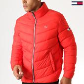 /achat-doudounes/tommy-jeans-doudoune-essential-puffer-6485-rouge-186267.html