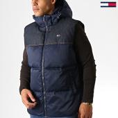 /achat-doudounes/tommy-jeans-doudoune-sans-manches-fabric-mix-6653-bleu-marine-bleu-brut-186269.html