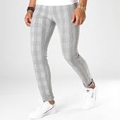 /achat-pantalons-carreaux/classic-series-pantalon-a-carreaux-m3074bis-noir-blanc-186392.html