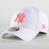 /achat-casquettes-de-baseball/new-era-casquette-baseball-9forty-league-essential-94-new-york-yankees-12062846-blanc-rose-fluo-186308.html