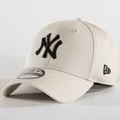 /achat-casquettes-de-baseball/new-era-casquette-baseball-9forty-league-essential-94-new-york-yankees-12062847-beige-noir-186309.html
