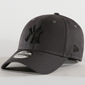 /achat-casquettes-de-baseball/new-era-casquette-baseball-9forty-league-essential-94-new-york-yankees-12062850-gris-noir-186312.html