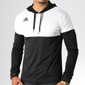 /achat-sweats-capuche/adidas--sweat-capuche-lgnd-shtr-dx6382-noir-blanc-186471.html