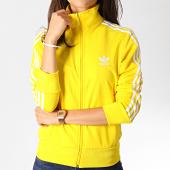 /achat-vestes/adidas--veste-zippee-femme-a-bandes-firebird-ed7519-jaune-blanc-186488.html