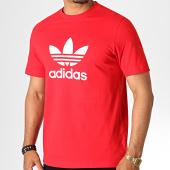 /achat-t-shirts/adidas-tee-shirt-trefoil-ej9678-rouge-blanc-186491.html