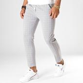 /achat-pantalons-carreaux/frilivin-pantalon-a-carreaux-91496-gris-blanc-186433.html