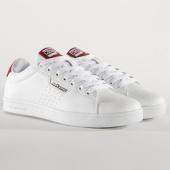 /achat-baskets-basses/kappa-baskets-tchouri-304shn0-white-red-black-186506.html
