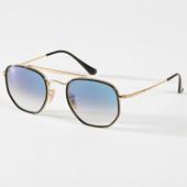 /achat-lunettes-de-soleil/ray-ban-lunettes-de-soleil-marshall-ii-3648m-9167-bleu-dore-186434.html