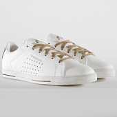 /achat-baskets-basses/le-coq-sportif-baskets-femme-agate-boutique-premium-1920561-optical-white-olive-night-186529.html