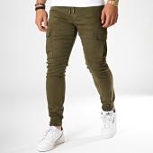 /achat-jogger-pants/grj-denim-jogger-pant-13966-vert-kaki-186610.html