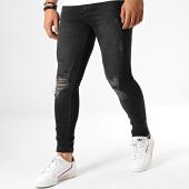 /achat-jeans/grj-denim-jean-slim-destroy-13923-noir-186634.html